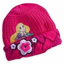 Disney Rapunzel Knit Hat for Girls Size M/L Velvet - $16.00