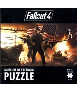 Fallout 4 - Museum Of Freedom Puzzle - $15.00