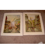 collectible coleman prints - $7.00