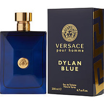 Versace Dylan Blue By Gianni Versace Edt Spray 6.7 Oz - $158.00