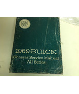 1969 BUICK SKYLARK RIVIERA WILDCAT GS 350 450 Service Shop Manual OEM BOOK - $99.12