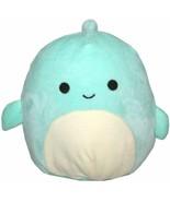 """Squishmallow Kellytoy 5"""" Perry The Dolphin Super Soft Plush Toy Pillow Pet Anim - $10.34"""