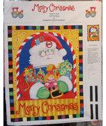 Christmas Fabric Panel   - $20.00