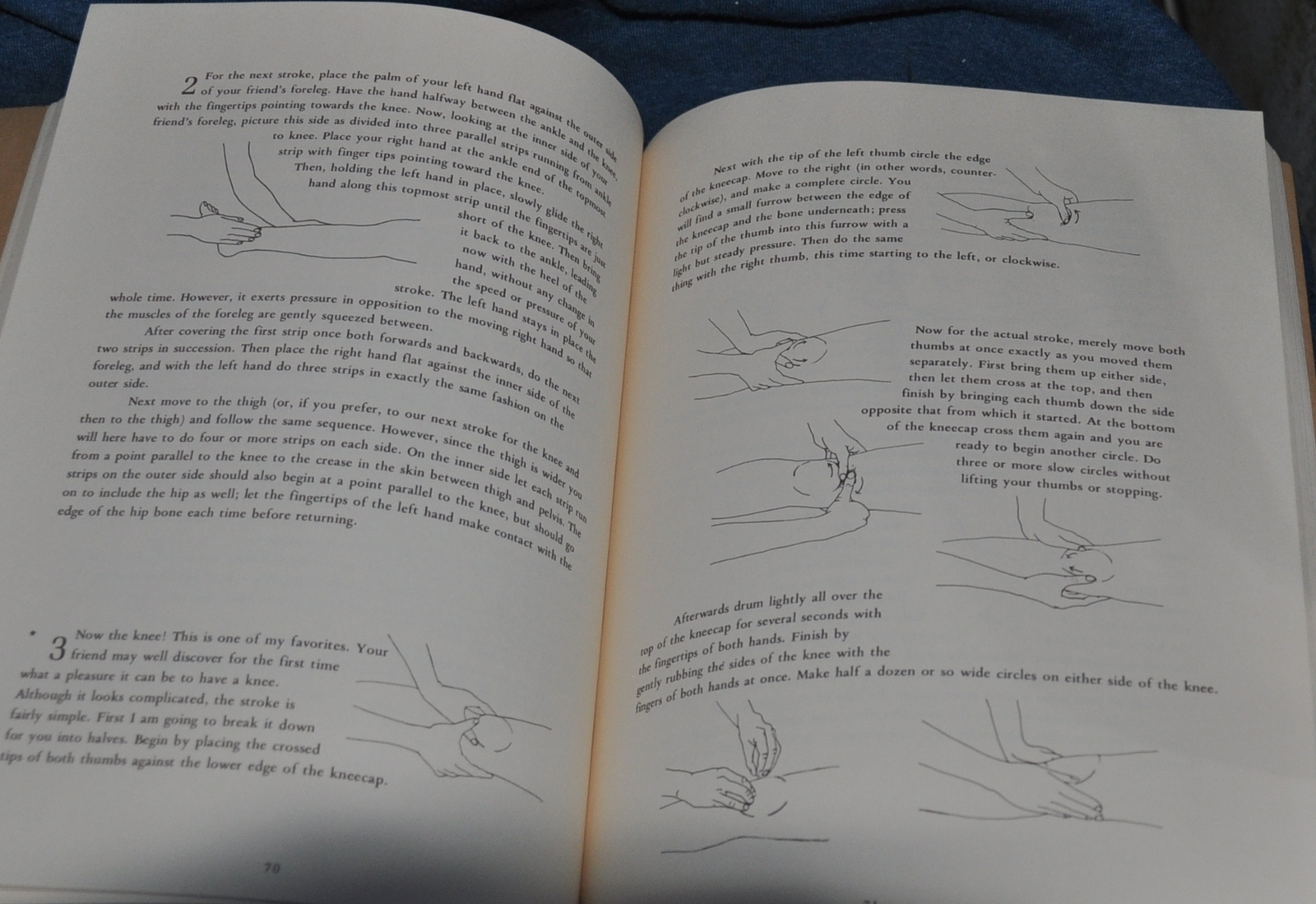Vintage Book - The (Full Body) Massage Book - Introduction to Swedish Massage