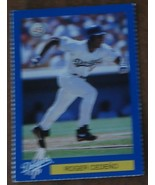 Roger Cedeño , #45, LAPD Dare Dodgers Baseball Card, GOOD CONDITION - $2.96