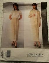 1998 Vogue Anne Klein  SEWING Pattern  Jacket S... - $7.43