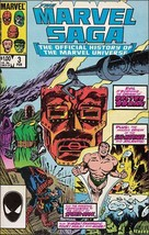 Marvel THE MARVEL SAGA #3 FN - $0.69