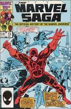 Marvel THE MARVEL SAGA #13 VF - $0.89