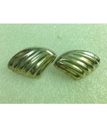 VINTAGE STERLING SILVER TAXCO MEXICO 925 EARRINGS - $29.69