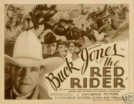 THE RED RIDER, 15 CHAPTER SERIAL, 1934 - $19.99