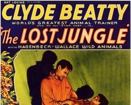 THE LOST JUNGLE, 12 CHAPTER SERIAL, 1934 - $19.99