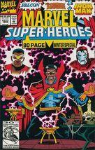 Marvel MARVEL SUPER-HEROES (1990 Series) #12 VF/NM - $1.29