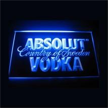 ABSOLUT VODKA LED neon light sign  - $29.99