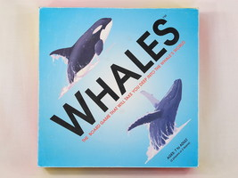 Whales 1999 Learning Board Game Playmore 100% Complete Excellent Conditi... - $16.71