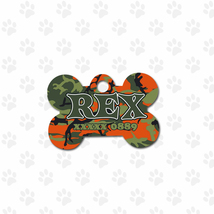 Military design pets ID tag, cute personalized for all dogs or cats tags, - $8.99