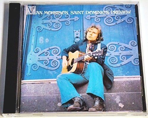 Primary image for  Van Morrison Saint Dominic's Preview Cd (1972) Warner Bros