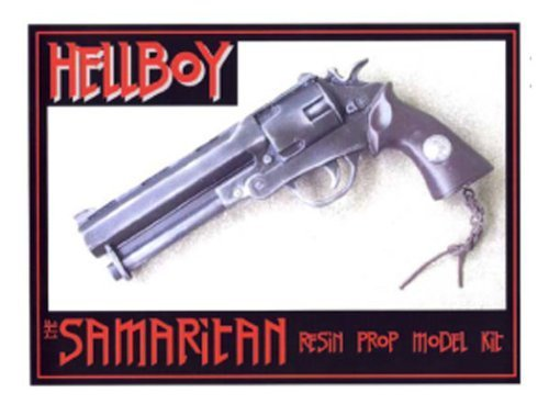 "Hellboy ""The Samaritan"" Revolver Prop Model Kit"