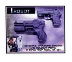 I, Robot Spooner Pistol Set Prop Model Kit [Misc.] - $105.72