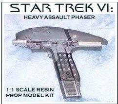 Star Trek 6 Assault Phaser Prop Model Kit [Toy] - $86.24