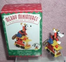 Walt Disney Goofy Caboose Mickey & Co. Collection figurine - $29.99