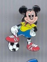 Disney Mickey Mouse Soccer pro  pin - $19.99