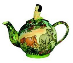 Disney - Jungle Book -  Elephant - Teapot - Tea Pot - Dishwasher SAFE - $195.00