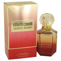 Roberto Cavalli Paradiso Assoluto 2.5 Oz Eau De Parfum Spray image 4