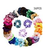 Hair Bands 40Pcs/lot Fine Cheap Velvet Elastic Scrunchy Hair Rope For Women - $27.88+