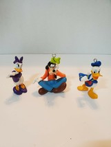 Disney Goofy, Donald, Daisy Ornaments Lot Of 3 - $9.89