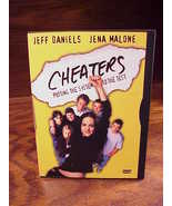 Cheaters HBO Film DVD with Jeff Bridges and Jena Malone, 2000, used, tested - $4.95