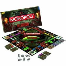 Star Trek Monopoly Klingon Edición de Coleccionista Juego de Mesa - $38.50