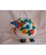 Large Colorful Mexican Piggy Bank - $35.00