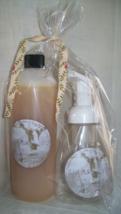 Goat Milk Foaming soap, coconut and jojoba oil, Jewel Soap, 6 varieties - $12.00
