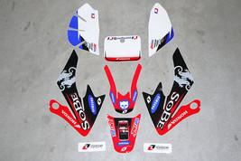 Dirt Pit Bike Honda CRF50 XR50 Fairing Plastic Body Kit Decal Graphics Kit 50cc - $32.68