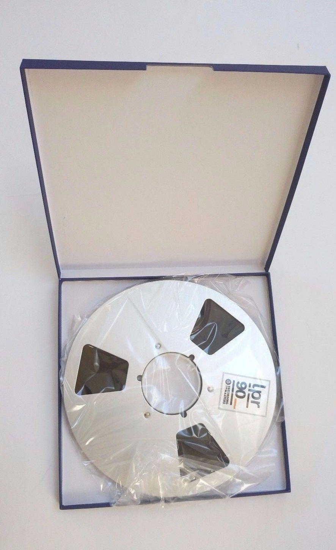"RTM BASF LPR90 High Output LongPlay Reel Tape 1/4"" 3600' 1100m Authorised Dealer"