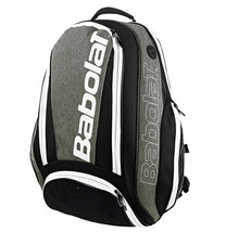 Babolat Pure Cross Tennis Backpack Bag Gray Racket Racquet Badminton 753... - $86.03