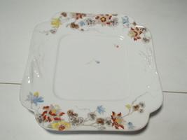 "H&C / L~~~~Haviland 9"" Square Plate~~Limoges - $8.99"