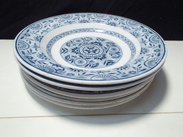 "6 PIECES WEDGEWOOD ""MISTLETOE""~~LRG PLATES & BO... - $24.99"