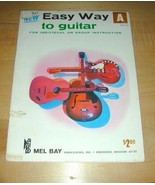 NEW~EASY Way to GUITAR: Single or Group for Beginners~! - $19.76