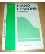 1979 Piano Course-James Bastien/Book 3/ 48 pgs - $19.76