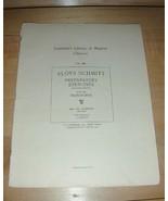 Schirmer's MUSICAL classics PREPARATORY Excercises 1922 - $19.76