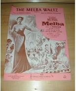 The Melba Waltz (Dream Time) -Piano sheet music - $19.76