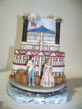 Riverboat Convention Decanter for Louisville Kentucky by Jim Beam - $15.00