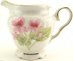 Tienshan China Creamer Floriade Pattern Replacement China Dinnerware Tab... - $14.99