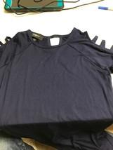 Amy Byer Girls' Big line Lattice Sleeve Knit Dress, Sea Navy, M - $14.50