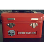 Craftsman Brand collectible mini tool box Nice and hard to find!!! - $19.95