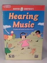 Morton Subotnick Hearing Music CD Windows Mac I... - $14.84