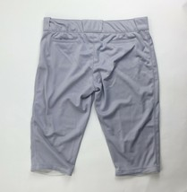 Nike Stock All Out 3/4 Softball Pant Women's XXL Grey 553208 - $29.70