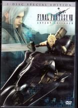 Final Fantasy VII Advant Children DVD  (2 disc Set) - $6.50