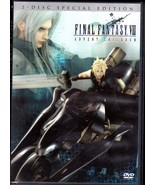 Final Fantasy VII Advant Children DVD  (2 disc Set) - $6.95
